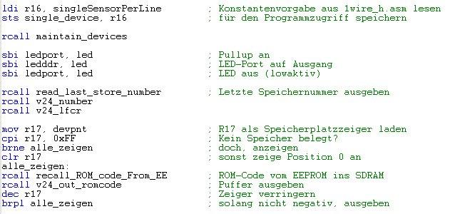 dreistelliger code varianten